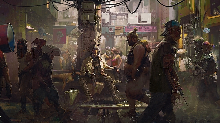 You can now finish Cyberpunk 2077. New artwork is here - picture #2