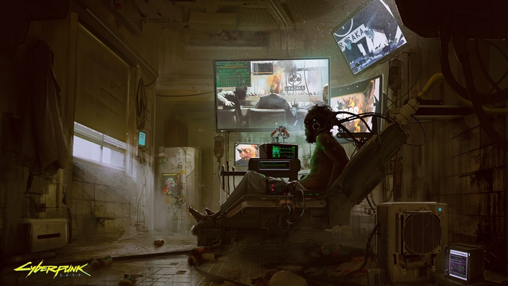 You can now finish Cyberpunk 2077. New artwork is here - picture #3