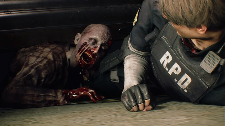 Resident Evil 2 - demo version just around the corner - picture #1