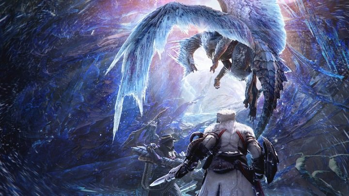 Watch Gameplay From Iceborne - Major DLC For Monster Hunter World - picture #1