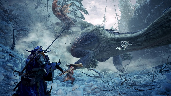 Watch Gameplay From Iceborne - Major DLC For Monster Hunter World - picture #3