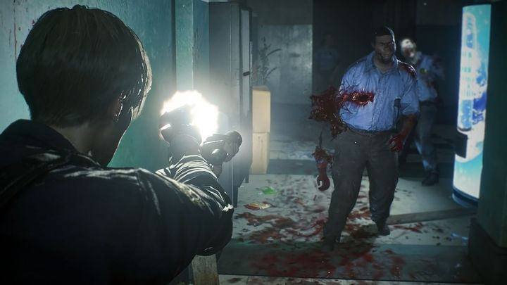 Resident Evil 2 Remake goes live - picture #1