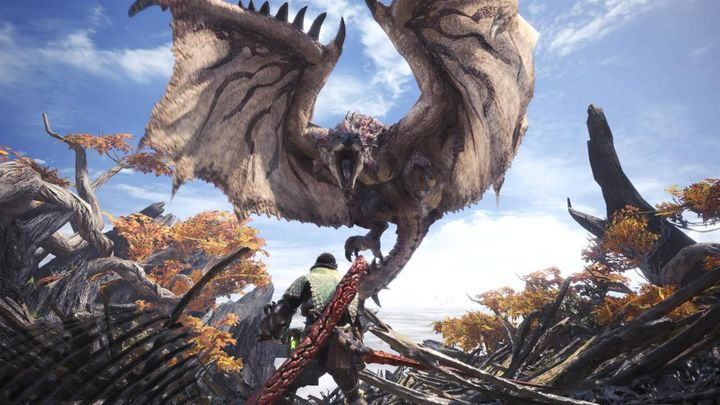 PC Second Best For Monster Hunter World - picture #1