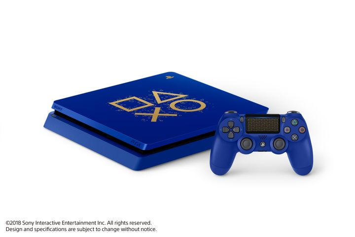 Sony Announces Limited PS4 Days of Play Edition - picture #2