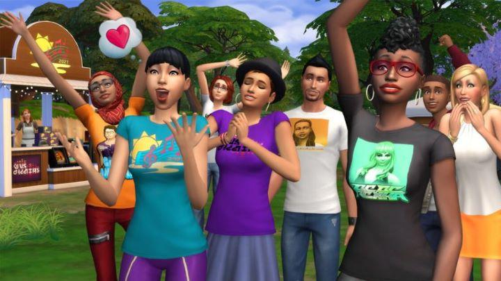 The Sims 4: музыкальный фестиваль с песнями на симлиш - изображение №1