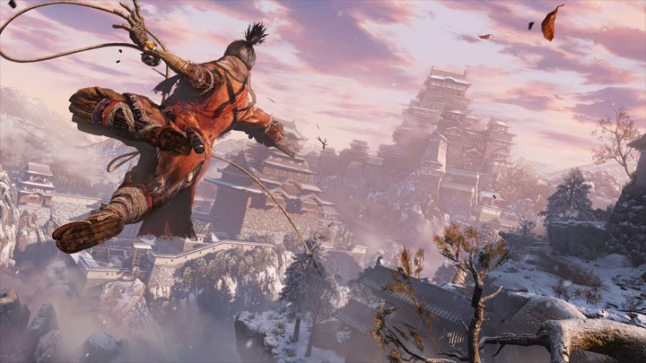 Sekiro Shadows Die Twice Launches - picture #1