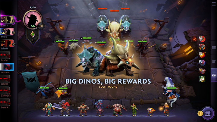 Dota Underlords Open Beta Launches - picture #2