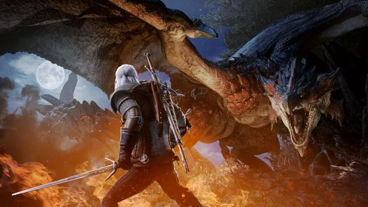 Witcher 3s Geralt of Rivia is Now in Monster Hunter - picture #1