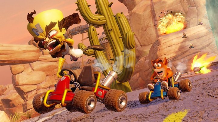 Launch and First Reviews of Crash Team Racing Nitro-Fueled - picture #1
