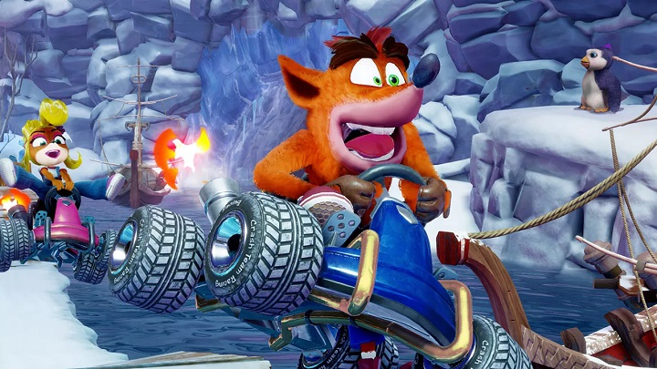 Launch and First Reviews of Crash Team Racing Nitro-Fueled - picture #2