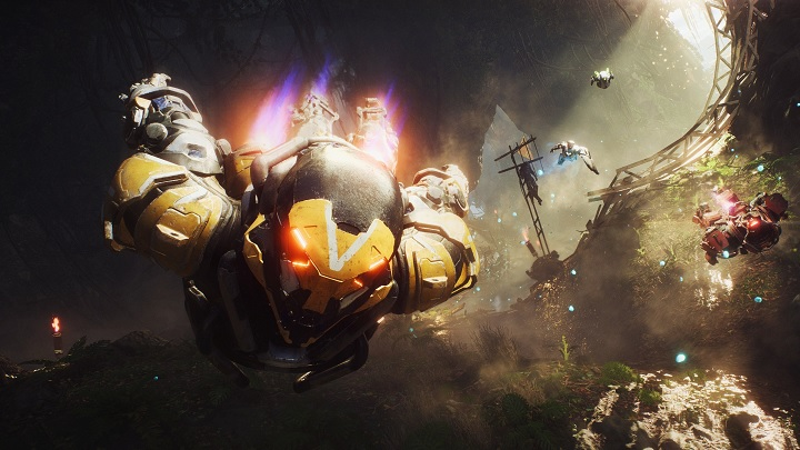 Anthem: Pre-Load, Trial, and HDD Requirements - picture #1