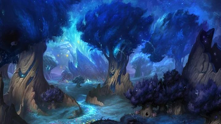 Wow Shadowlands представит новые графические настройки и редактор