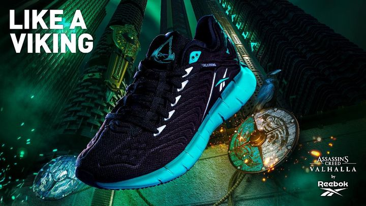 Rebook Launches AC Valhalla-inspired Shoes and Clothing Line - picture #1