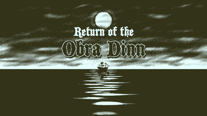 Return of the Obra Dinn with the highest number of IGF nominations - picture #1