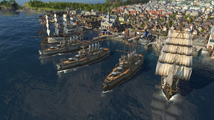 First Anno 1800 Patch Will Improve Diplomacy - picture #1