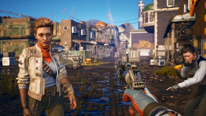 The Outer Worlds is the new RPG from Obsidian and the creators of Fallout - picture #1