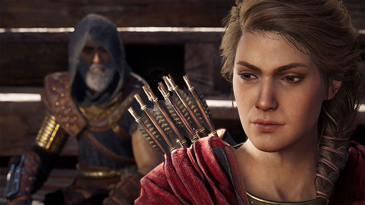 Assassins Creed Odyssey has received new Lost Stories from Greece - picture #1