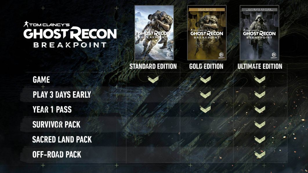 Ghost Recon Breakpoint Only on EGS and Uplay, Price Revealed - picture #2