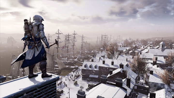 Assassins Creed 3 Remastered Released, Reviewed, Compared - picture #1