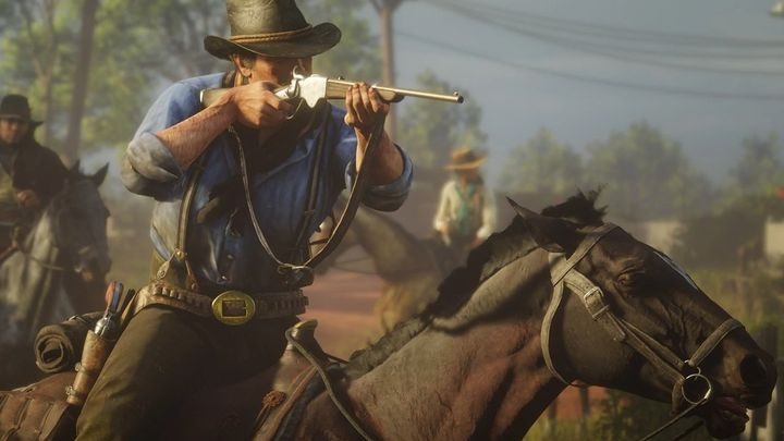 Rumor: Red Dead Redemption 2 PC Only On Epic Store? - picture #1