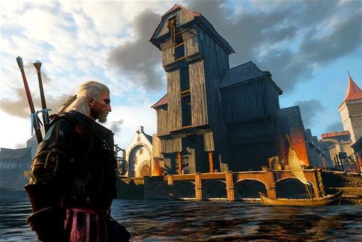 Polish Witcher Trivia #6 – Novigrads port crane was inspired by 600-year-old crane from Gdansk - picture #1