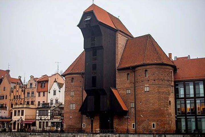 Polish Witcher Trivia #6 – Novigrads port crane was inspired by 600-year-old crane from Gdansk - picture #2