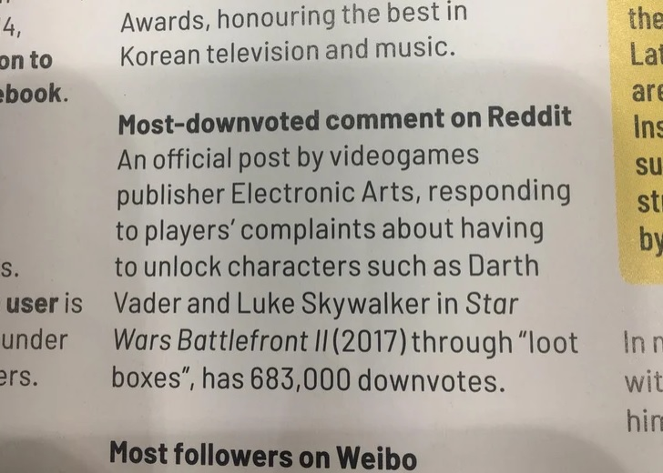 Star Wars Battlefront 2 Mentioned in Guinness World Records