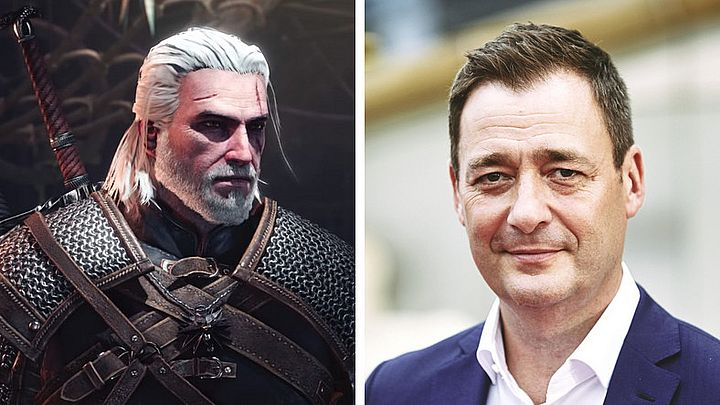 Polish Voice Actor Of Geralt Got Better And Is Back To Work