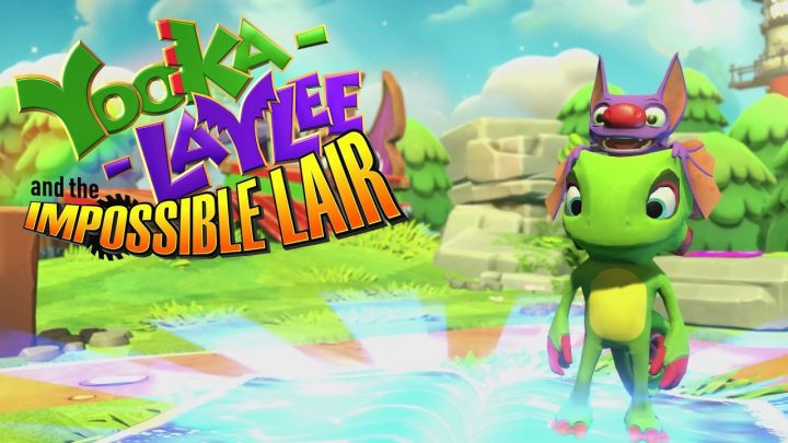 Yooka-Laylee And The Impossible Lair Announced With Teaser Trailer Available - picture #1
