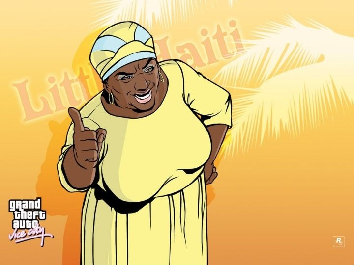 Rockstar sued over GTA: Vice City character, Auntie Poulet - picture #1