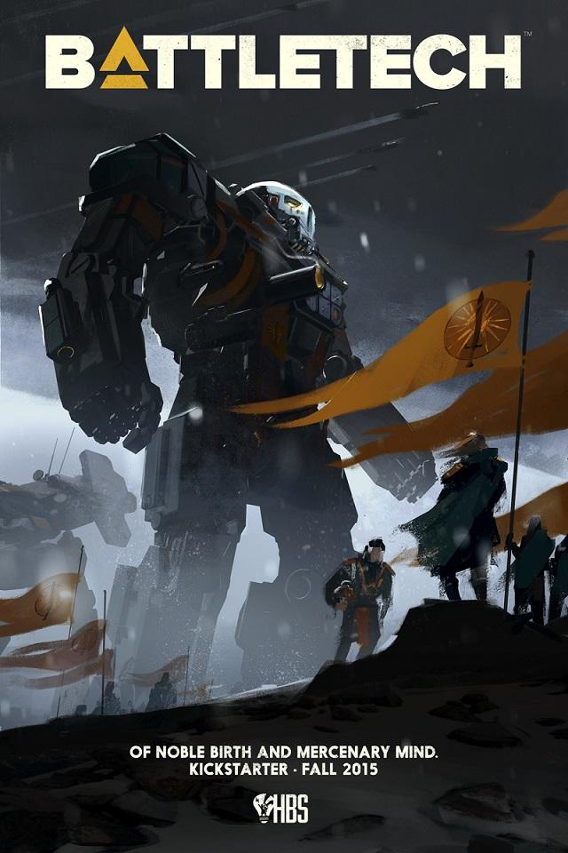 First Info About BattleTech - A Mech Combat RPG From the