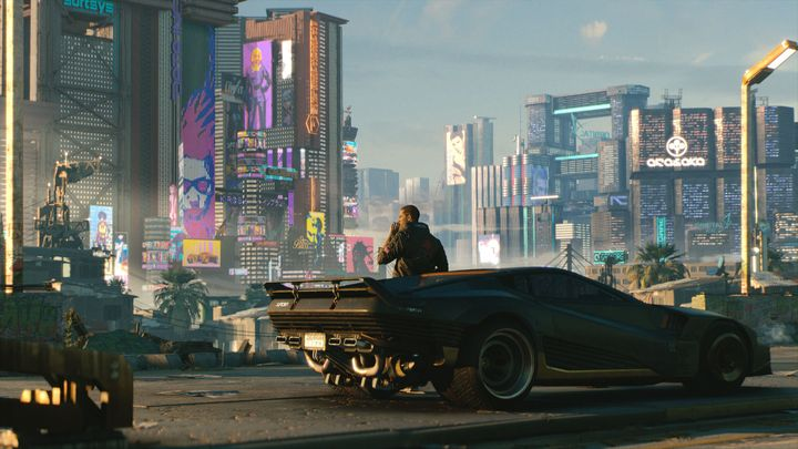 Cyberpunk 2077 With Less Crunch Than The Witcher 3 - picture #1