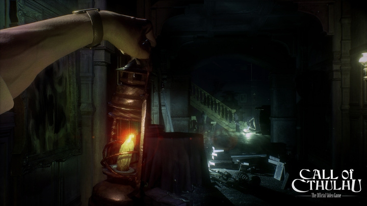 Cyanides Call of Cthulhu showed off on new screenshots - picture #2