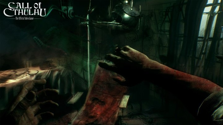 Cyanides Call of Cthulhu showed off on new screenshots - picture #5