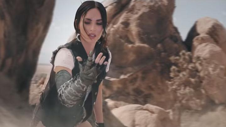 Megan Fox Promotes Black Desert | gamepressure com