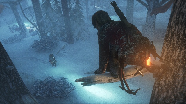 Rise of the Tomb Raider – Almost 15 Minutes of Gameplay in New Material - picture #2