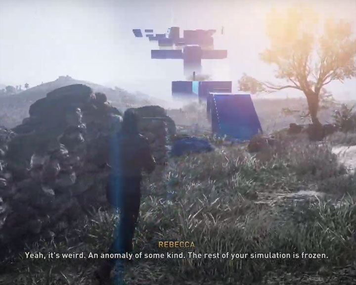 Leaked Screenshots Show Animus Anomalies in AC Valhalla - picture #4