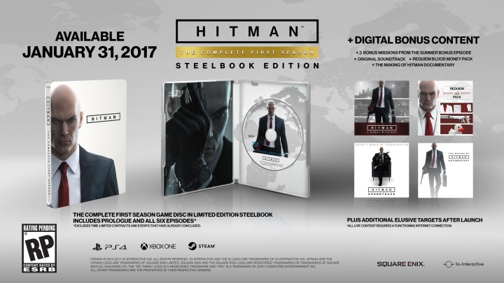 Hitman: The Complete First Season to hit shelves in January - picture #1