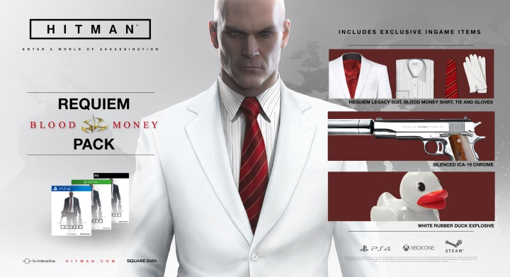 Hitman: The Complete First Season to hit shelves in January - picture #2