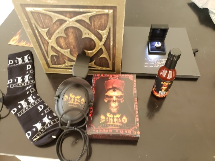 Diablo 2 Resurrecteds Boxed Set is Impressive and Available to Few - picture #1
