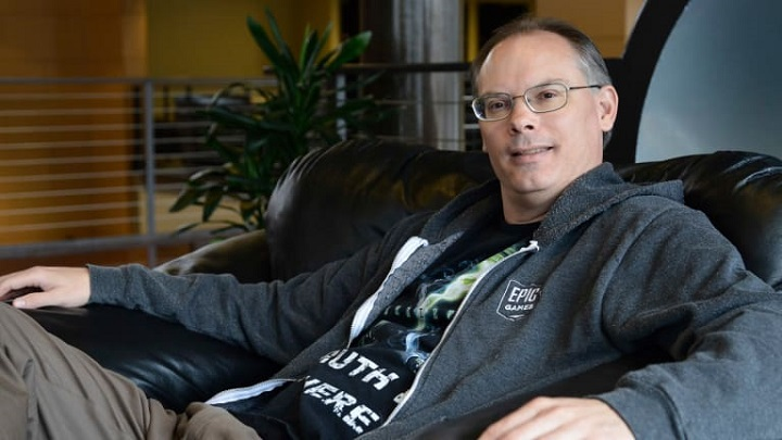 Tim Sweeney Defends Epic Store Exclusives - picture #1