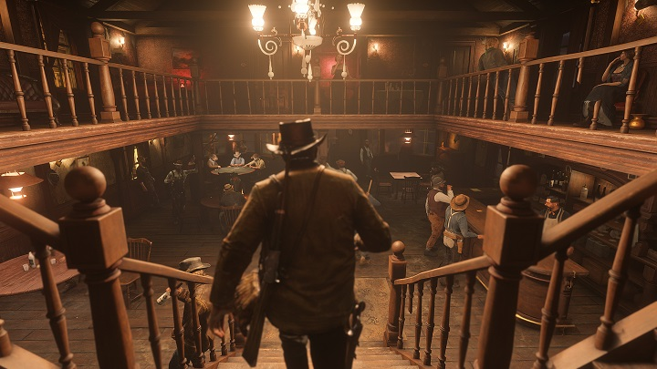 Red Dead Redemption 2 Patch May Downgrade Visuals - picture #1
