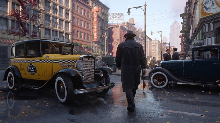 Refreshed Mafia 1 is a Remake - Leaked Screenshots and Release Date - picture #1