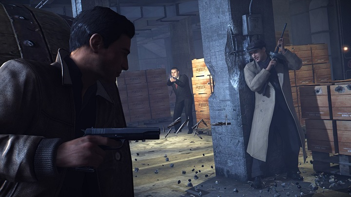 Refreshed Mafia 1 is a Remake - Leaked Screenshots and Release Date - picture #2
