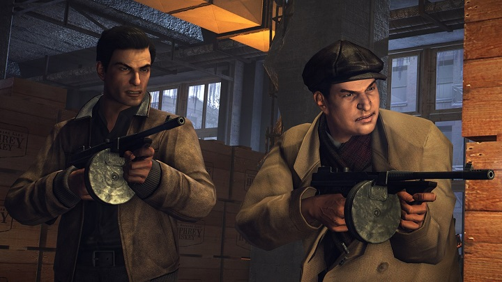 Refreshed Mafia 1 is a Remake - Leaked Screenshots and Release Date - picture #4