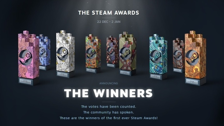 Steam Awards winners revealed; GTA V and Euro Truck Simulator 2 got two awards each - picture #1