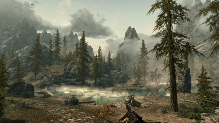 Wyrmstooth Mod for Skyrim Available Once Again - picture #1