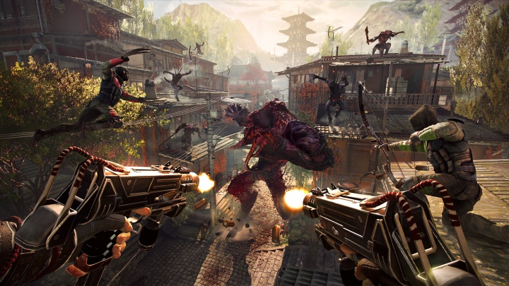 Shadow Warrior 2 on a new commentary gameplay video - picture #1