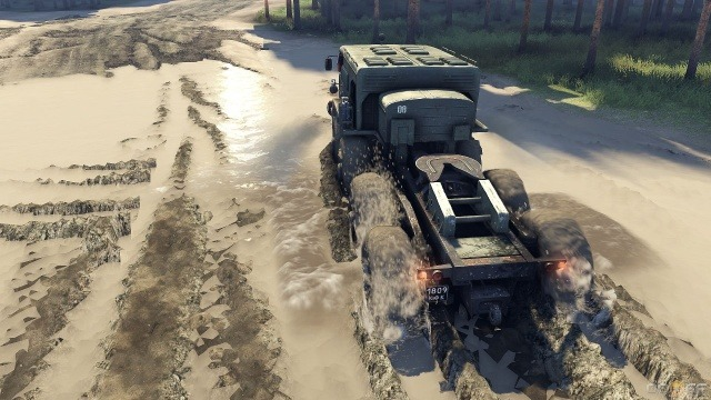 Spintires got a content update, official mod support arriving in the upcoming weeks - picture #1