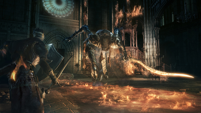 Dark Souls III PC minimum and recommended system